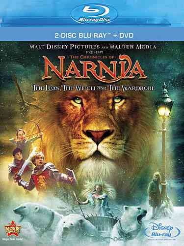 CHRONICLES OF NARNIA:LION THE WITCH A BY HENLEY,GEORGIE (Blu-Ray)