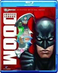 DCU JUSTICE LEAGUE:DOOM BY JUSTICE LEAGUE (Blu-Ray)